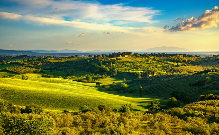 Buying land to build on in Italy