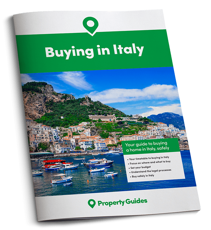 Italy Property Guides cover