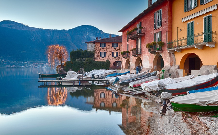 Lake Como is one of the most beautiful – and priciest – locations in Italy.