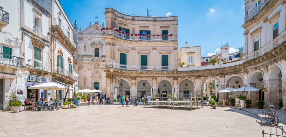 Buying a holiday home in Apulia