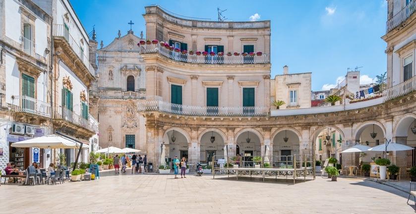Martina Franca, province of Taranto, Apulia