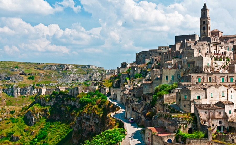 Matera, Basilicata, features in our Italian property market update