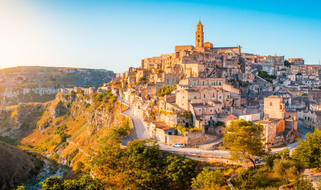 Is Basilicata the new Tuscany?