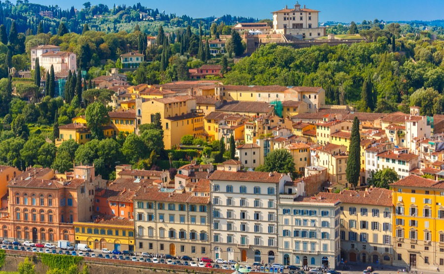Otrano is one of Florence's most favoured neighbourhoods for its proximity to the centre | Best Italian cities