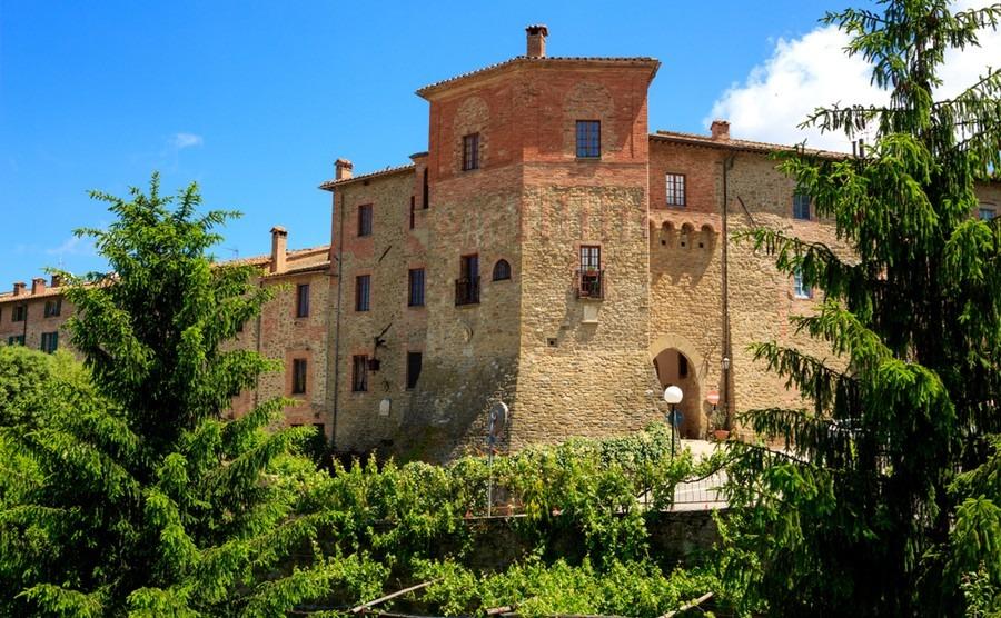 Ed Sheeran has bought a home in the beautiful countryside surrounding Paciano.