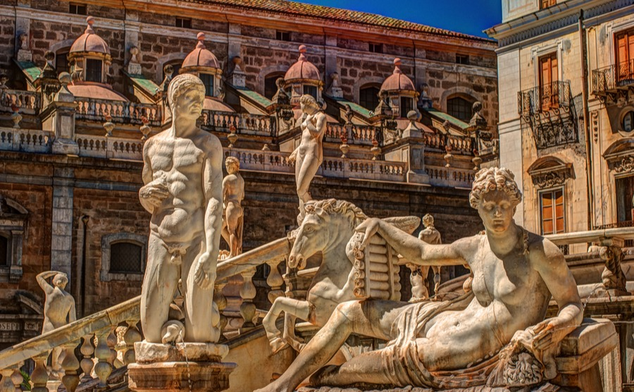 Where to buy property in Sicily? How about Palermo