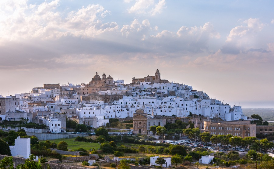 Where to buy a holiday home in Italy, Ostuni