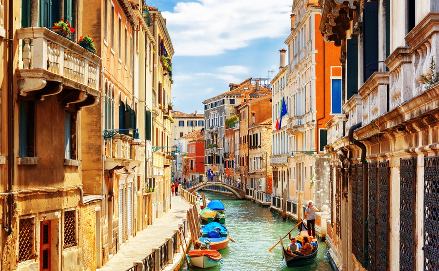 Could you find your dream home in Venice?
