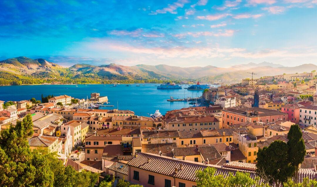 How could you retire to Italy?