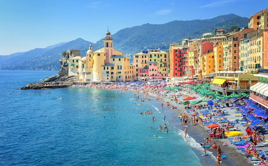 Homes near the best Blue Flag beaches in Italy