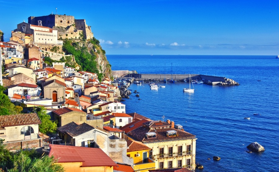 Calabria surprisingly offers some of the cheapest homes in Italy.