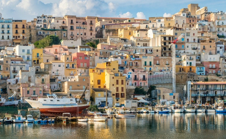 Agrigento's authentic charm is a big pull for buying property in Sicily.