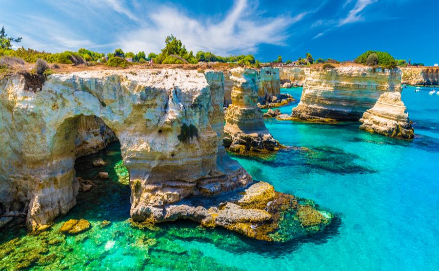 holiday home Puglia