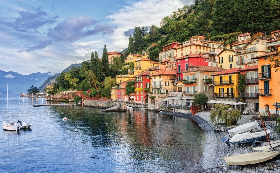 Could you be wooed by the magical charm of Lake Como?