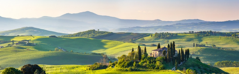 Property guide to Tuscany