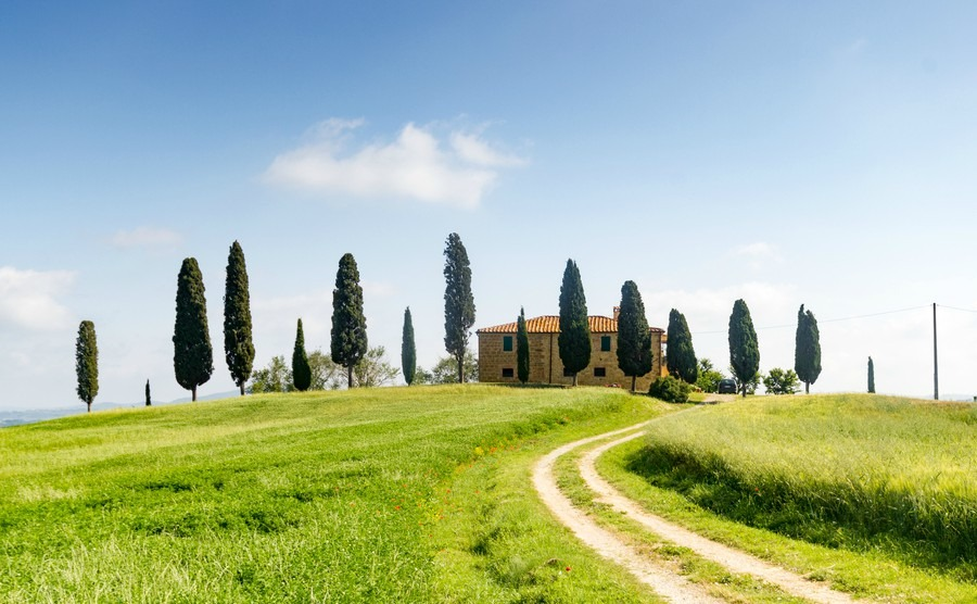 Tuscany: every house buyers' dream location?