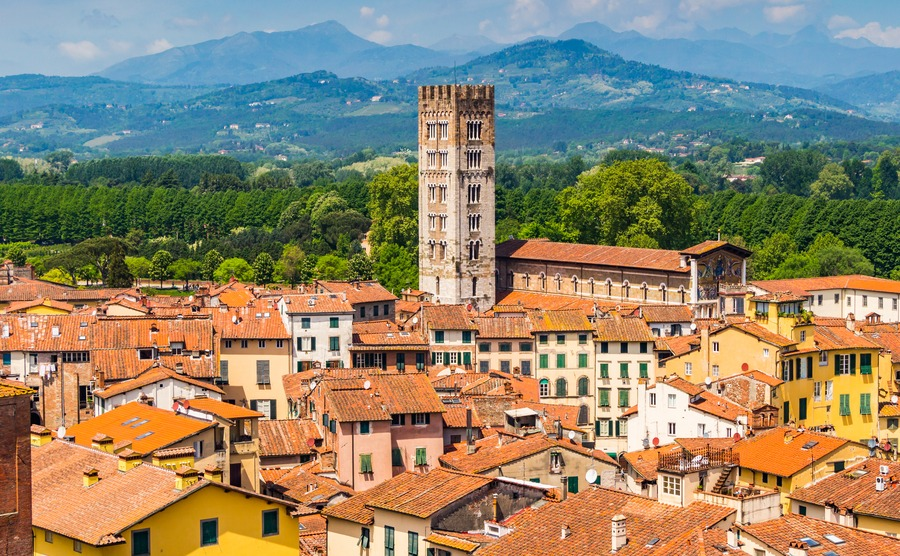 Where to buy a holiday home in Italy, Lucca