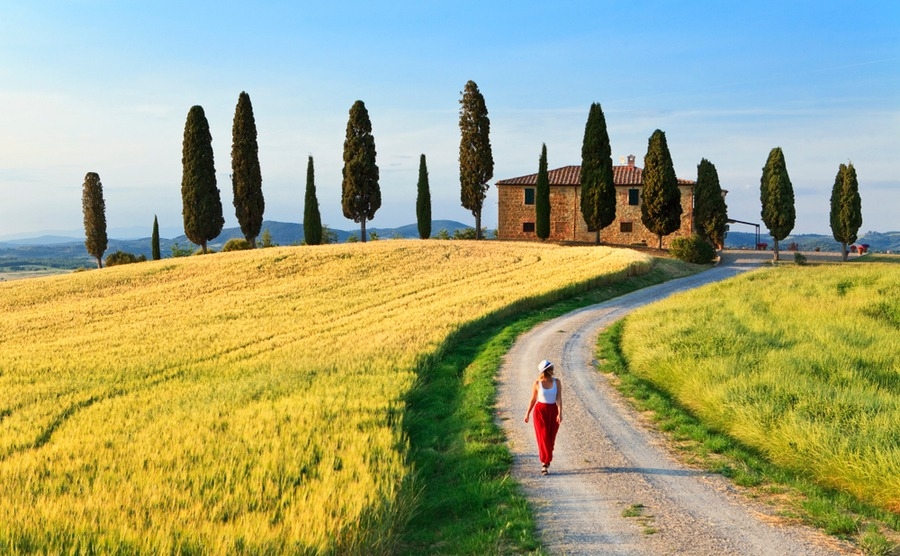 If you plan your timescale for buying in Italy, you could be in your dream home in six months.