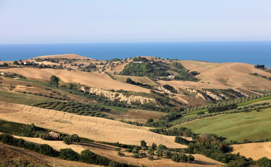 Coast, countryside and affordable property in Abruzzo