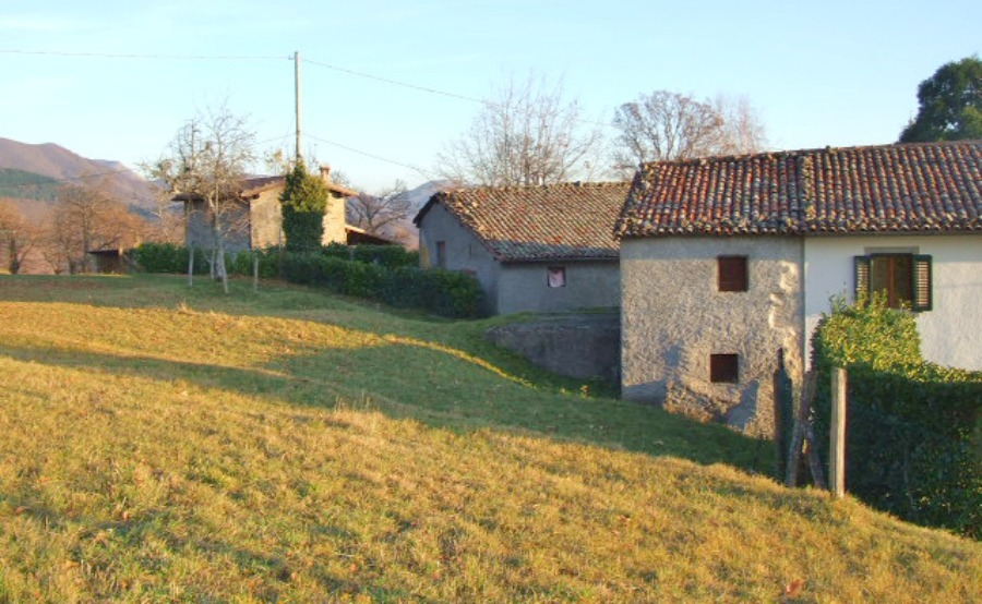 Renovating your home, like this property in Barga, Tuscany, can be so rewarding. Click on the image to view the property.