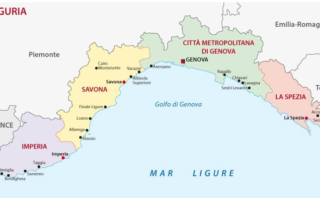 Guide to buying property in Liguria Italy Italy Property Guides