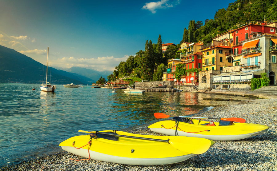 Your healthy home and lifestyle by Italy's Lakes