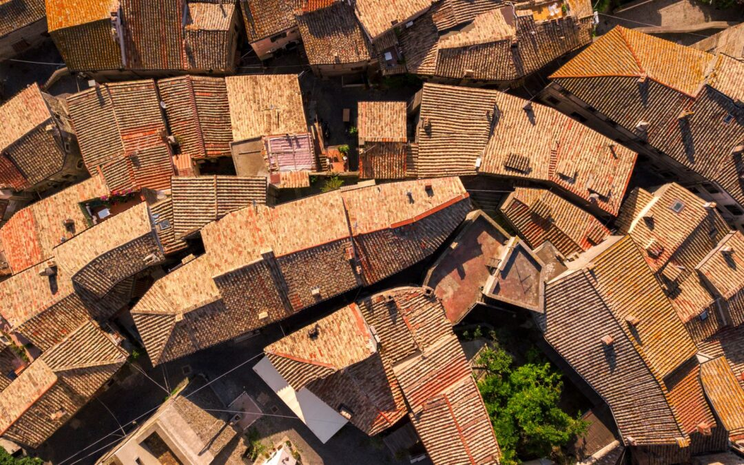 Italians take pride in the best roofs in the world