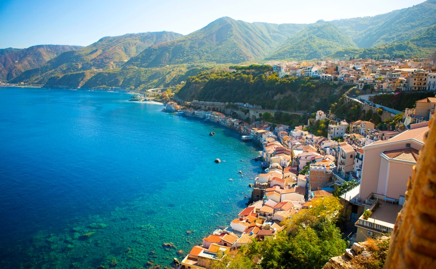 Calabria has been climbing the rankings of top places to buy.