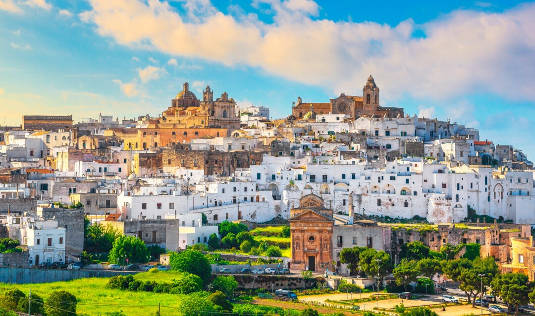 Where and what kind of house could you buy in Apulia?