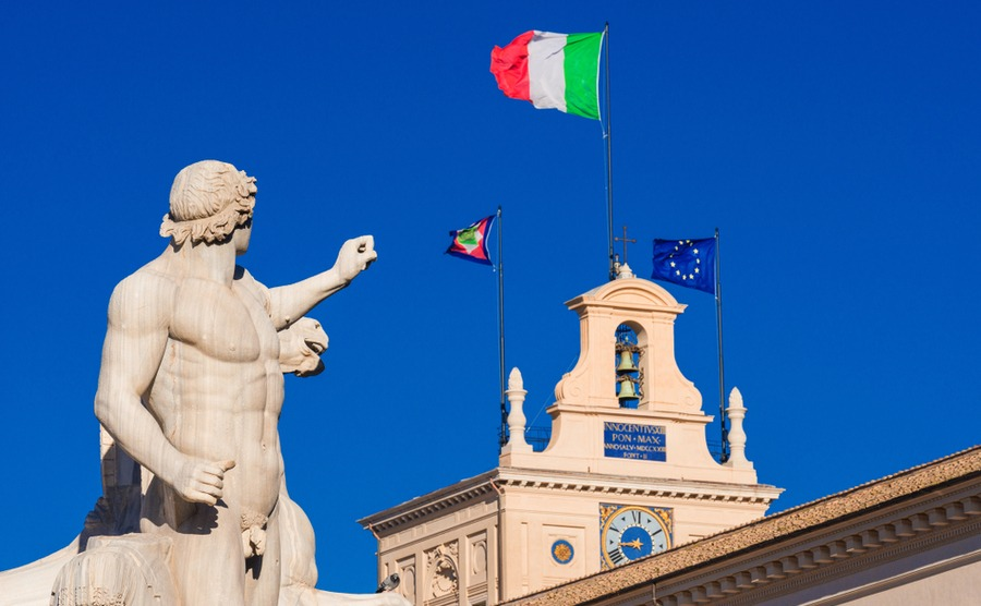 Become resident in Italy in 2020