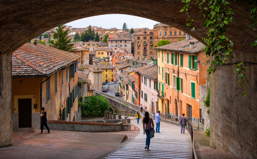 If you love Tuscany, you will also love Umbria