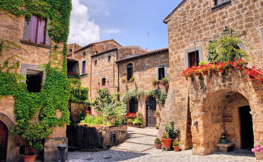 Reasonably priced Italian homes
