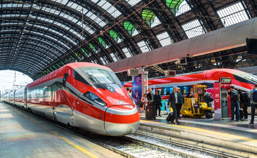 Full steam ahead on post-Covid travel to Italy
