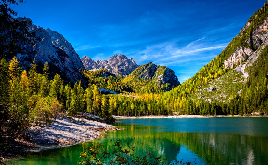 Could you live in one of Italy's National Parks?
