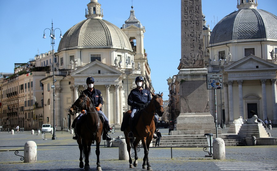 Italy begins long road back to normality