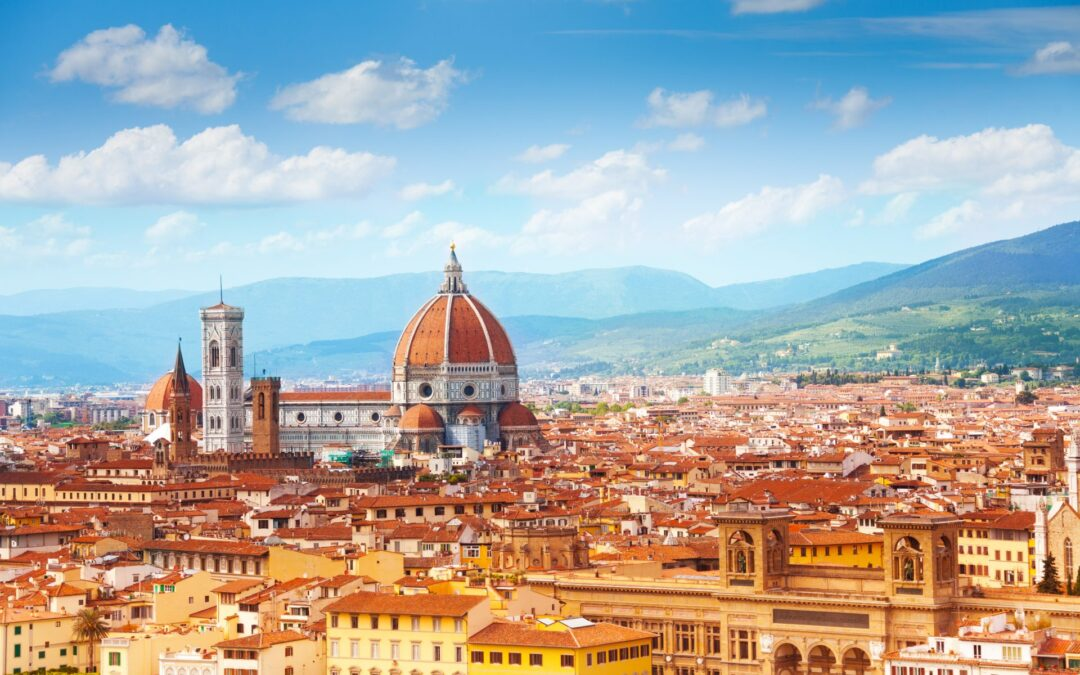 Seven film locations you'll recognise in Florence