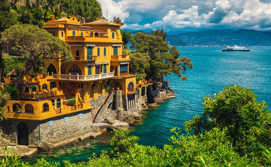What would a million euros buy you in Italy?
