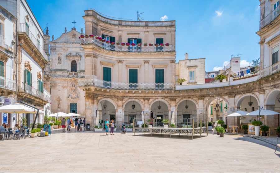 Where to buy in the Itria Valley, Puglia