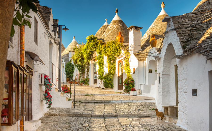 Puglia's perfect valley: 4 ideal places to buy in Itria