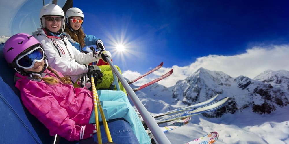 Italian homes to ski AND swim?