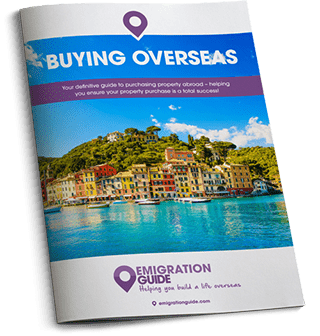 Buying Overseas Guide front cover