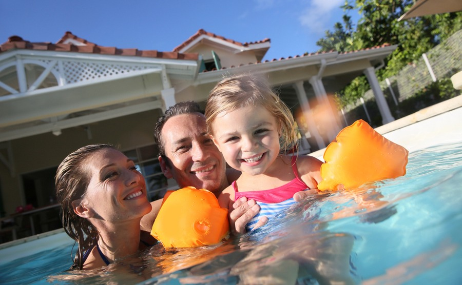 Why a holiday home is fun for all the family