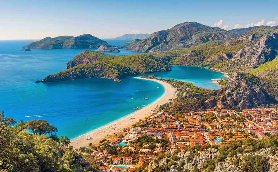 The Turkish lira makes Fethiye particularly affordable.