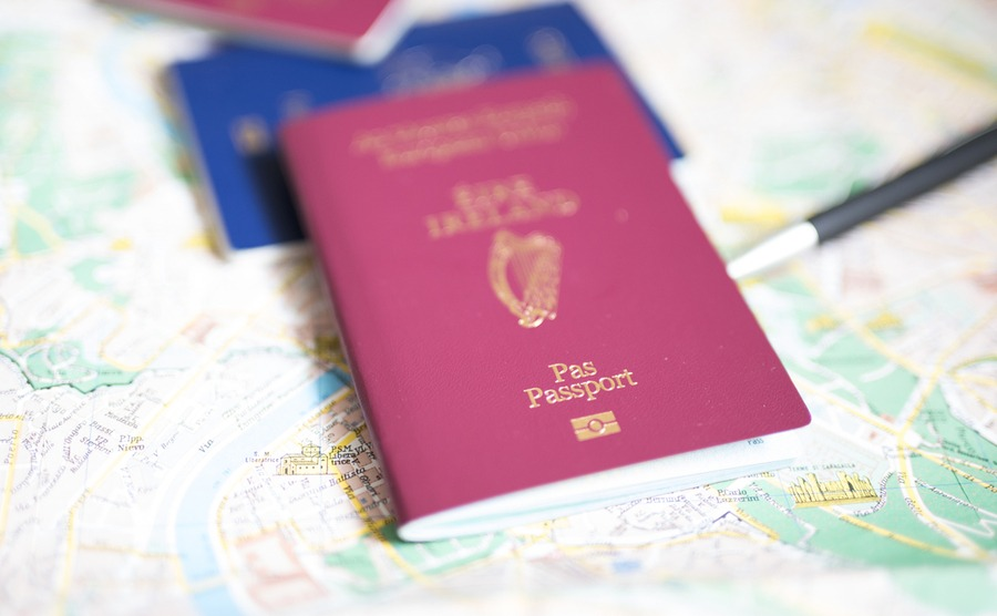 Even fi you have just one Irish grandparent, you could qualify for Irish citizenship and Irish passport.