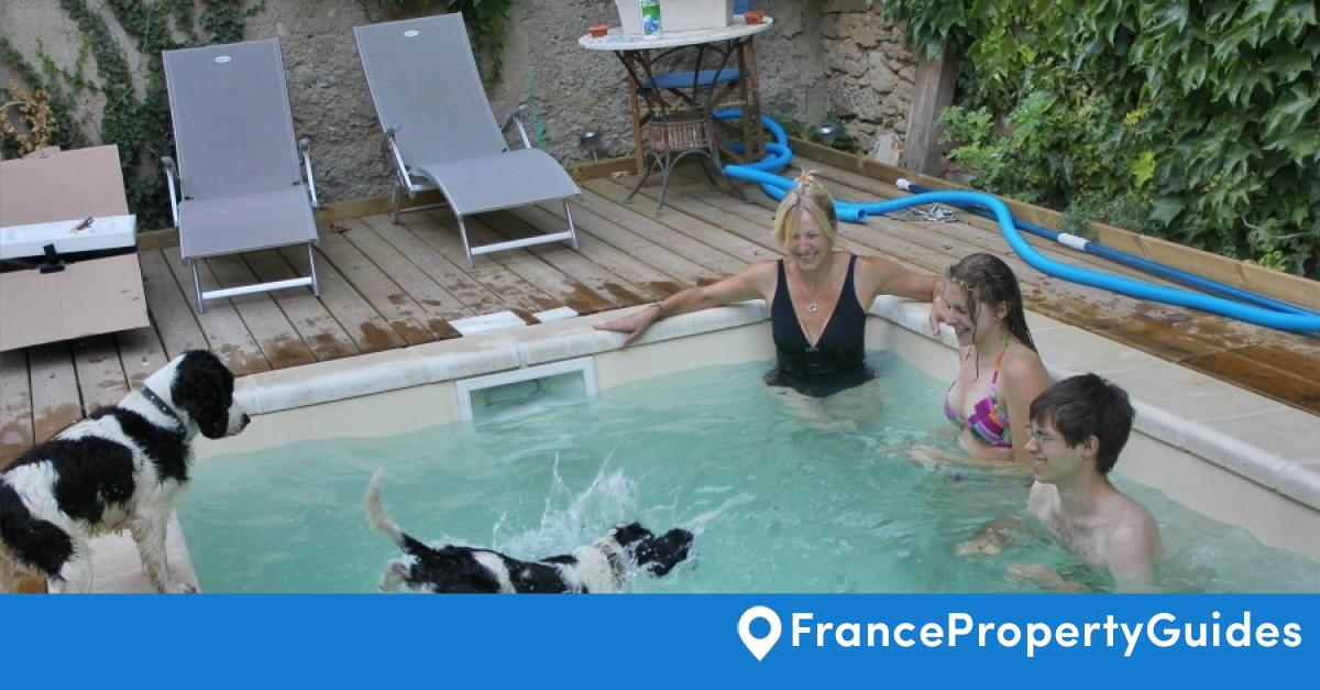 Installing A Swimming Pool In France France Property Guides