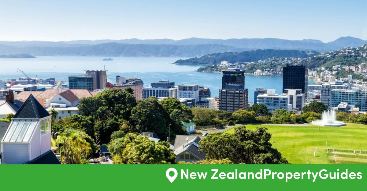 Would you live in Wellington, the world's nicest city? - New Zealand
