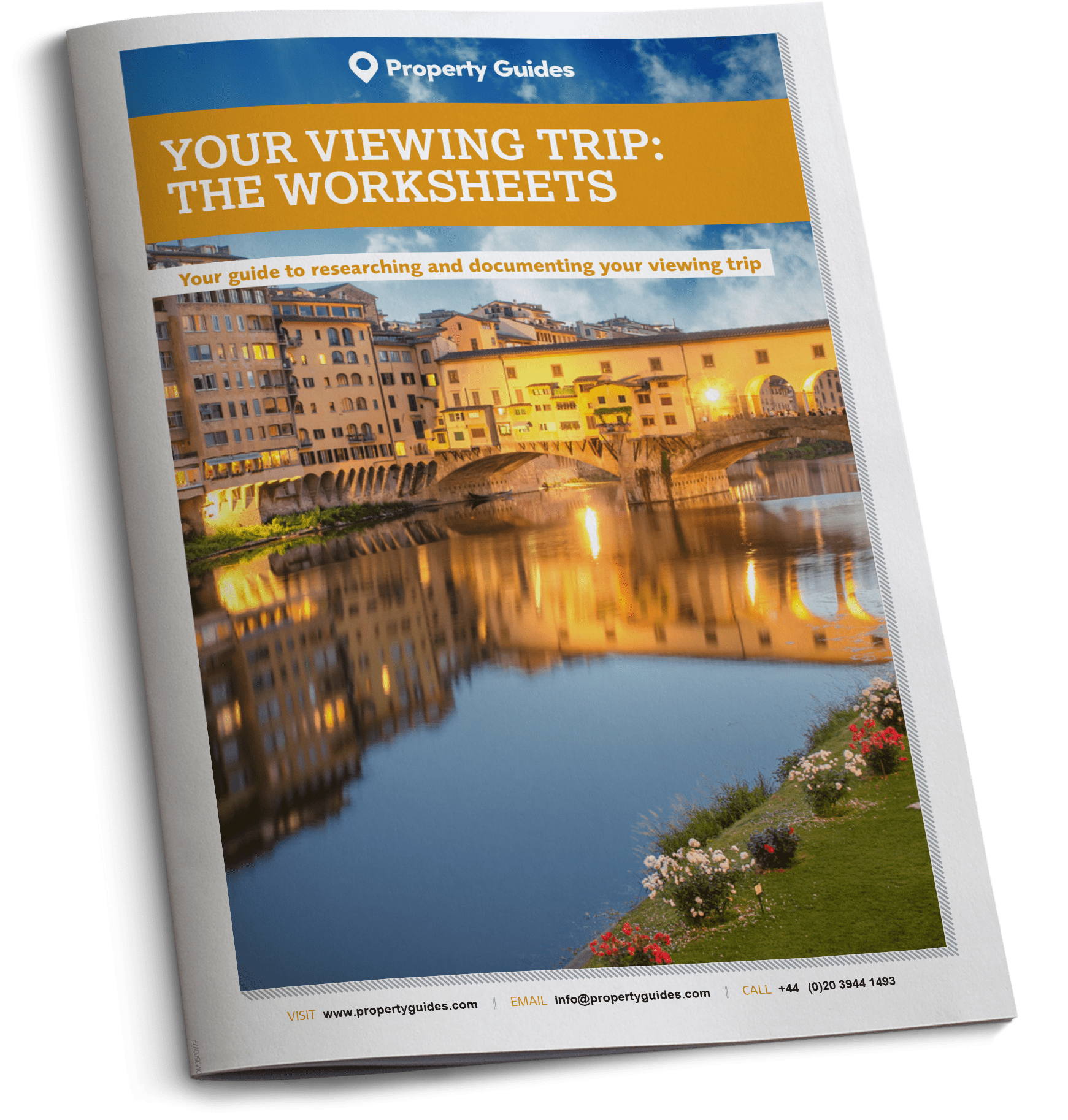 Viewing Trip Worksheets