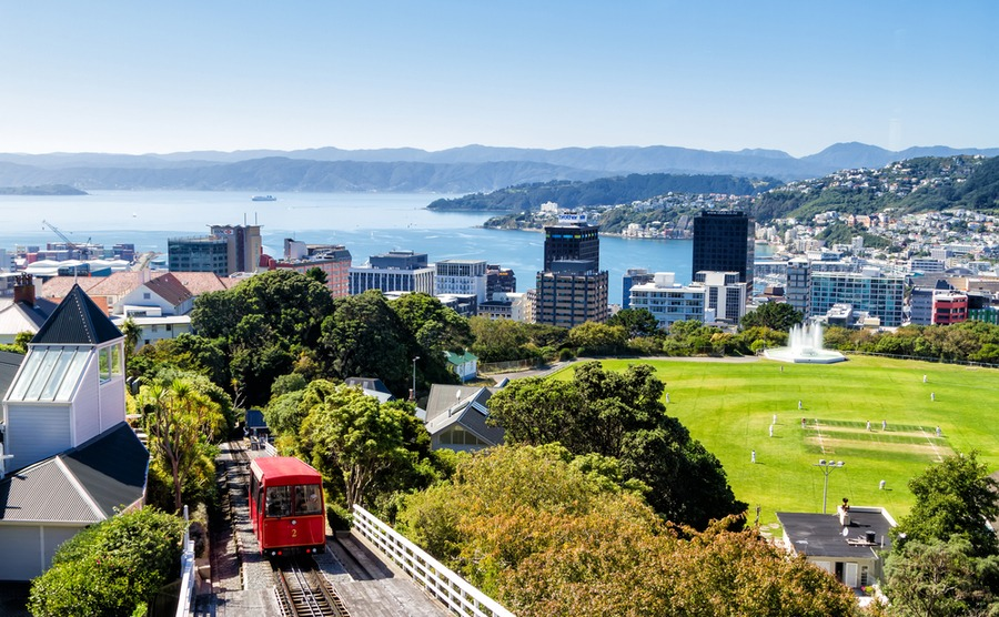 Is New Zealand one of the 10 places to move to?