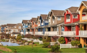 residential investment in Canada?