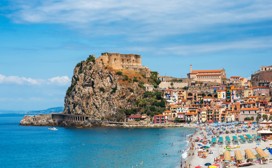 Calabria is one Italy's more affordable coasts